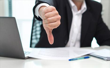 Les erreurs à ne pas commettre lors de l'entretien d'embauche - Infrastructure Services